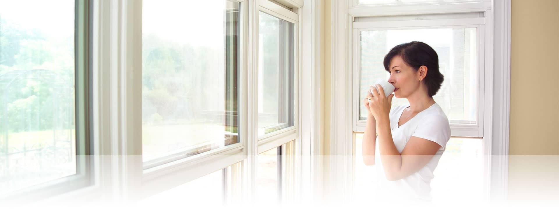 PVC window and door system PROFILINK 1