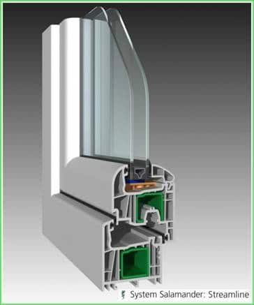 Salamander - PVC windows and doors 7