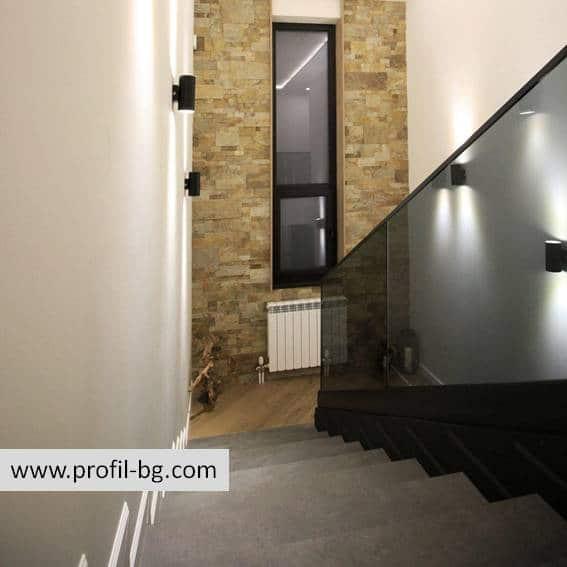 Glass railings & balustrades 29