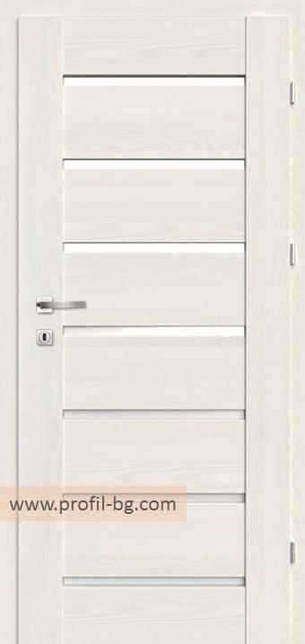 Interior doors 17