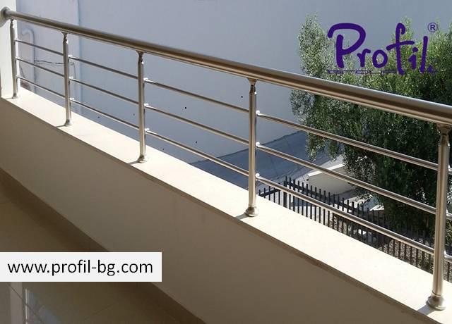 Aluminium railing systems 25