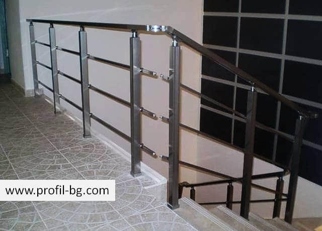 Aluminium railing systems 26