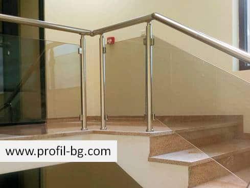 Aluminium railing systems 17