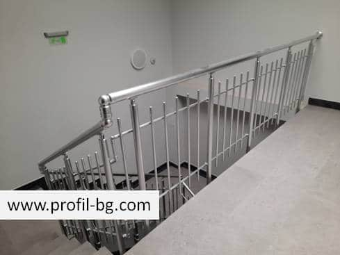 Aluminium railing systems 19