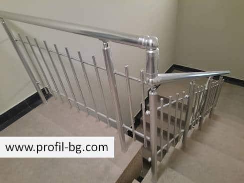 Aluminium railing systems 20