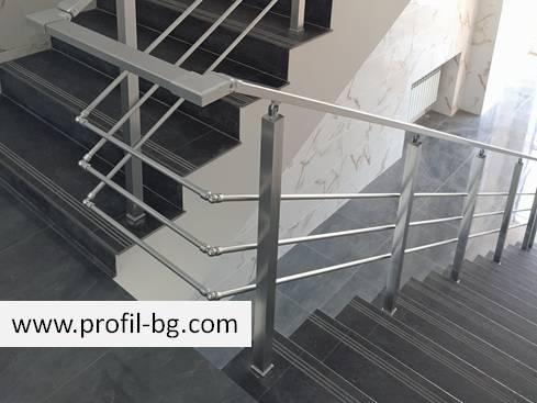 Aluminium railing systems 21