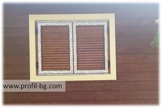 Shutters for windows 7