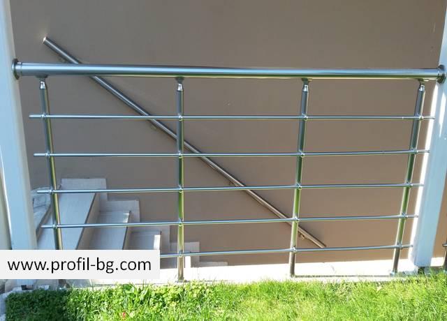aluminium railings