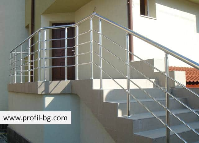 Aluminium railing systems 29