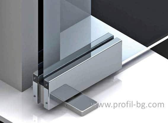 Glass doors and partitions 37